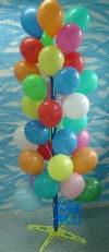 Ballonnenboom voor 40 ballonnen of vlaggen